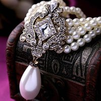 Fashion Party Dazzle Boble многослойные бусины цепь романтические колье ожерелье моделируемое жемчужное ожерелье мода ювелирные изделия