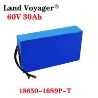 60V 30Ah Lithium Ion Ebike Batteriepack 60V 1500W Elektrische Fahrradbatterie 60V 20AH Rollerbatterie mit 30A BMS 2A Ladegerät