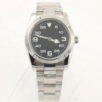 Novo Best Selling Silver Watch Watch Alta Qualidade 40mm Homens Automático Assista Esportes Lazer Relógio Entrega GRÁTIS