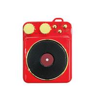 Classic Wireless Bluetooth Haut-Parleur T10 Mini Retro Player Stéréo Musique Sound Box FM Radio pour l'ordinateur iPhone Xiaomi