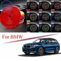 Gordure de hub de roue de voiture multi-couleurs de 8 m pour la série BMW 1 2 3 4 5 6 7 x1x2x3x4x5 F10 F90 EDGE PROTECTEUR BAGUE STOCKERS DE GUREAU DE TIRE