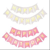Multi Themes Happy Birthday Banner Baby Shower Birthday Part...