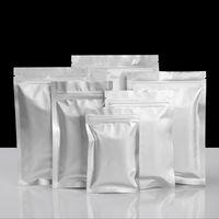 Odore richiudibile Proof Auto sigillamento osso tirando il foglio di alluminio sacchetto di alluminio opaco cibo protezione ambientale borse d'imballaggio generale all'ingrosso