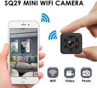 Mini-Kameras SQ29 WIFI-Kamera HD Kleiner Sensor Nachtsicht-Camcorder Sport DV-Micro mit wasserdichtem Shell-Träger Hidden TF-Karte1