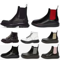 Avec boîte Top Quality 2021 Designer Mode Espadrille Mens Alexander Femmes Platform chaussures de chaussures de baskets surdimensionnées Boots Baskets Sneakets 36-45 # 85