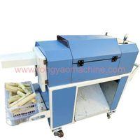 Juicers 2021 Comercial Automatic Cana-de-açúcar descascando a máquina de corte de peeler de cana-de-açúcar