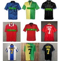 Top Giggs Cantona Retro Soccer Jersey 1993/94 Vintage Classic United 1992 1993 1995 1996 Camisa de Futebol Unite de Futol