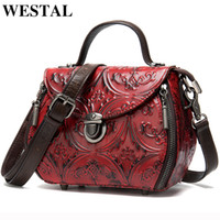 HBP WESTAL women's bags genuine leather luxury handbags women