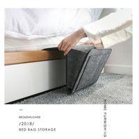 شنقا الحقائب أكياس تخزين سعة كبيرة مريحة امرأة رجل الأزياء الإكسسوارات حزم جديدة اللوازم المنزلية 5 5ed K2