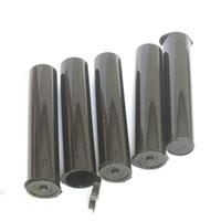 Disponibles Vape Cartucho Embalaje 710 Cartuchos Black Tube Packaging 92A3 ECIjo vacío Tubo de plástico para atomizador Tanque de aceite
