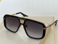 Nuovi occhiali da sole Top Men Design Retro Square Frame Quadrato NEW M Otto stile Alla moda e generoso Occhiali protettivi UV 400 Top Quality