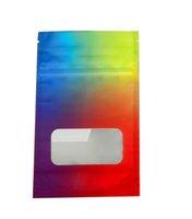 MyLar Package BGAS OEM Candy Bag Candy Bag Usgized Упаковка Прозрачные пластиковые пакеты Печатные логотип Mylar Запах Доказательство Детская нестандартная настройка