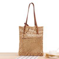 Borse a tracolla delle donne più vesli Borse intrecciate per la borsa da spiaggia estiva per il viaggio grande borse di lusso della borsa di lusso della boemia del progettista