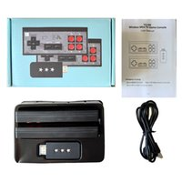 Y2 Retro Game Console Support 2 Players HDTVNES can store 63...