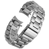 Бесплатная доставка из нержавеющей стали Bracelect Часы 46 мм SM-R800 Gear S3 для Fit Samsung Galaxy Band Band Brag Bragband