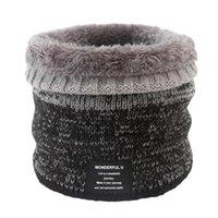 14 colores Nuevos 2020 hombres y mujeres más terciopelo espesado espesado bucle hedging winter warm wool tejido de punto FE210