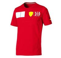 F1 Formula 1 Suit da corsa T-Shirt Estate risvolto Polo personalizzato Stile personalizzato Stile personalizzato