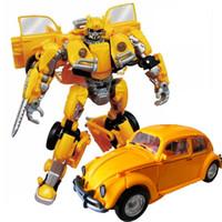 BMB Wei Jiang новейшие преобразования SS кино роботы автомобильные игрушки аниме действия цифры динозавра модель деформации дети мальчик подарок Q1123