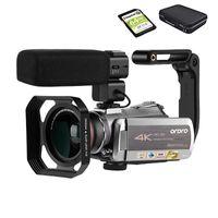 비디오 캠코더 4K Professional AZ50 64X 디지털 줌 야간 Vision Filmadoras Vlog 카메라 YouTube 비디오 촬영 블로거