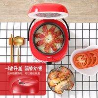 220 فولت 1.2l طباخ الأرز الكهربائية التلقائي طباخ متعدد 300 واط البسيطة المحمولة وعاء الطبخ الصيني صانع الطعام الطفل الغذاء عصيدة
