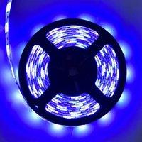 스마트 라이트 LED 스트립 5M 울트라 밝은 RGB SMD 5050 유연한 스트립 12V 12mm 30 색 LED