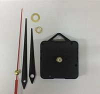 Otros relojes Kit de cuarzo Mecanismo de husillo con conjuntos de manos Accesorios de reparación de movimientos de reloj de pared Vintage GGA2910 OT79L 0MAY