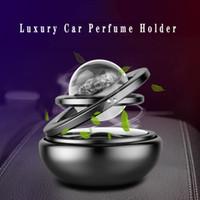 Nowe Solar Samochód Perfumy Siedzenie 4 Kolory Dwukrodzeniowy Lewitacja magnetyczna Ozdoby perfum i dekoracje