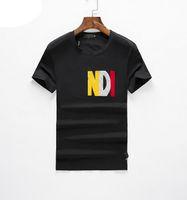 2021 Männer T-shirts Hip Hop Mens atmungsaktive T-shirts Mode Herren Womens Kurzarm Große Größe T-Shirts