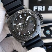 V7-1950 손목 시계 자동 기계식 시계 44mm 망 시계 캘린더 316L 고급 스틸 패션 남자 시계