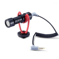 Condenser Microphone Wireless Microphone Vlog Video Mic VM- Q...