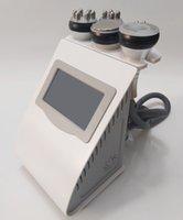 5 в 1 ультразвуковой кавитации RF для похудения машины Биполярного Tripolar Четыре Polar Шесть Polar RF с сильным вакуумом для кожи Потери веса Ухода