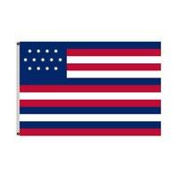 USA Premium-Shop Serapis-Flagge 3x5 ft John Paul Jones Amerikanischer Revolutionärkrieg Vereinigter Staaten US-Haus-Flagge