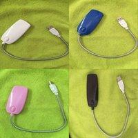 학생 USB LED 램프 4 색 학습 침실 액세서리 미니 스몰 데스크 램프 28 조명 거짓 스위치 4 2SL J2