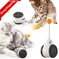 Smart Cat Toys with Wheels Automatic No need recharge cat to...