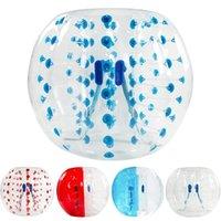 Ücretsiz Kargo 1.5 M İnsan Şişme Kabarcık Futbol Topu Şişme Tampon Topu Şişme Zorb Topu Kabarcık Futbol