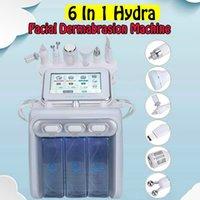 2020 Hydra Facial Machine RF Skin Rejuvenaiton Microdermabrasion Hydro Dermabrasion Bio-lifting Wrinkle Removal Hydrafacial Spa Machine