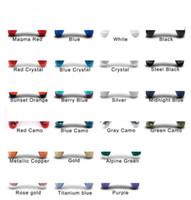 22 Colori Controller Bluetooth wireless per PS4 Vibration Joystick Gamepad Game Controller per PS4 Play Station con scatola al minuto in magazzino