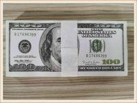 Billetes de televisión de simulación de la mejor calidad y billetes de billetes y películas y juguetes Falsos de dinero de disputas Prácticas Reino Unido Bar Dollar 10 Ugrhn