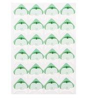Sıcak El Sanatları 24 Çıkartmalar / Levha DIY Meyve Karikatür Fotoğraf Köşe Sevimli Kağıt Çıkartmalar Fotoğraf Albümleri için Mükemmel İşi Çerçevesi Scrapbooking Seti