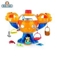 Octonauts Ocean Adventure Action Toy Figures Light Music Joy Joy Octopus Castle Cles Class Детская Образовательная Игрушка Подарок на день рождения LJ201027