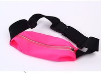 العالمي للماء الرياضة الخصر حزام الحقيبة حقيبة حالة تغطية مرونة حزام الجيب لآيفون 7 6 6 ثانية زائد 5 ثانية se سامسونج غالاكسي s7 s6 حافة