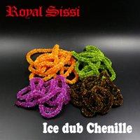 10 место среднего диаметра ICE DUB CHENILLY пряжа 5 цветов ассорти мухоподзирающая антронская пряжа antron для мухой рыбалки большой стримерный лета 201106