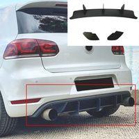 Автомобиль укладки хвостовой горловой рамы украшения наклейки наклейки наклейки для Volkswagen Golf 6 GTI Golf MK6 GTI