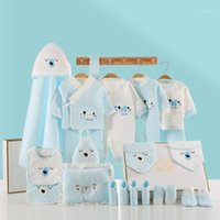 22 Piece set Baby Clothing Outfits Girl Clothes Sets Soft Co...