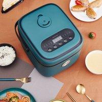 2.5L الأوتوماتيكية بالكامل وعاء الطبخ الكهربائية المنزل المحمولة طنجرة الأرز الكهربائية الغذاء الدفء الذكي حساء الزبادي عصيدة كعكة