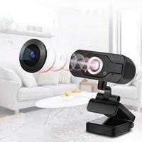 USB Computer Camera Telecamera Live Webcam Teaching Network Drive Free Drive 1080p Videoconferenza Microfono integrato Microfono Night Vision Funzione