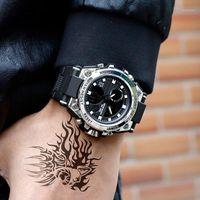 Armbanduhren Spezielle Kräfte Taktische Uhr Männer Multifunktionssport Erwachsene Outdoor Stilvolle Smart Wasserdichte Schüler Elektronische Reloj1