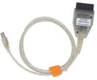 BMW INPA OBD2ケーブルEdiabas INPA FT232RLプロフェッショナル用高品質INPA K + CAN K + DCAN USB診断インタフェース