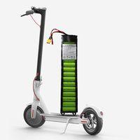18650 10s3p lityum pil paketi 36V 6AH 6.6AH 7.5AH 7.8AH BMMS için özel lityum pil, elektrikli scooter ve elektrikli bisiklet