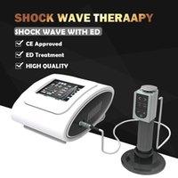 Heiße Gegenstände! Neueste Gainswave-Niederfrequenz-Shockwave-Therapiegerät Electro magnetisch Stoßwellen-Therapiegeräte für ed